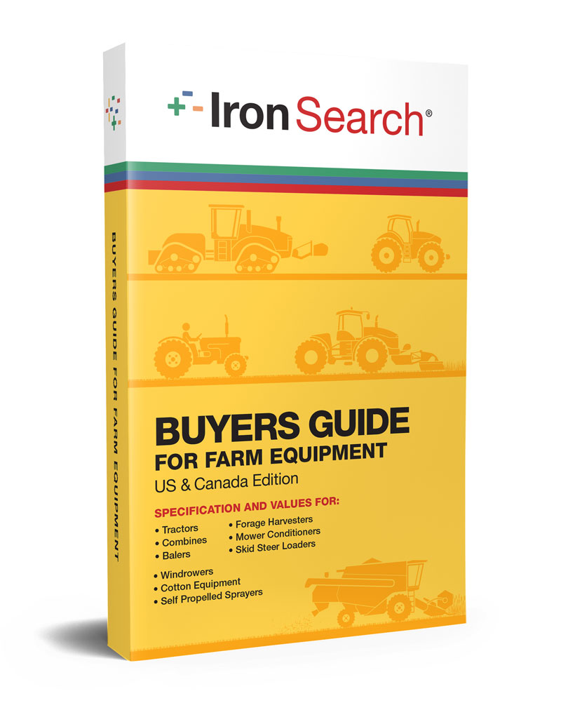 IronSearch Buyers Guide for Farmer Equipment